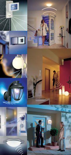 Inteligentne światło Zapala Się Automatycznie Hurtownia