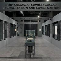 """Muzeum II Wojny Światowej w Gdańsku wystawa """"Walka i cierpienie. Obywatele polscy podczas II Wojny Światowej"""""""