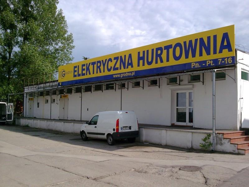 d6aaf06dfb5df WROCŁAW - Nowy Punkt Sprzedaży Hurtowni Elektrycznych GRODNO ...